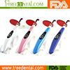 TR-K038A(5W) 5W New Brand 4 colors Dental 5W Wireless Cordless LED Curing Light Lamp,led curing light