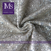 New Arrival small round thick sequin bridal laces stock fabric have stock available