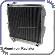 High quality for TOYOTA HILUX SURF 2.8 DIESEL LN107 IMPORT 3L AUG-91 TO AUG-97 aluminum radiator