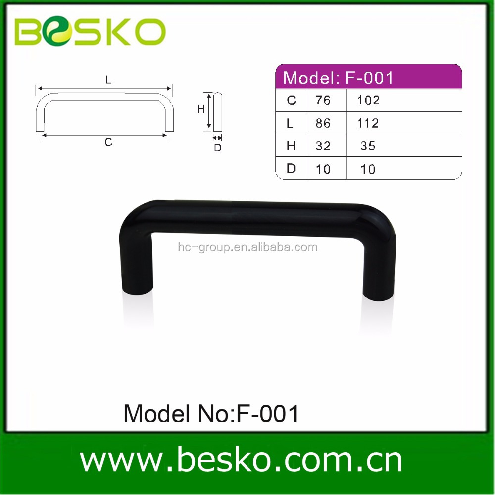 Hot sale plastic bag extruded handle