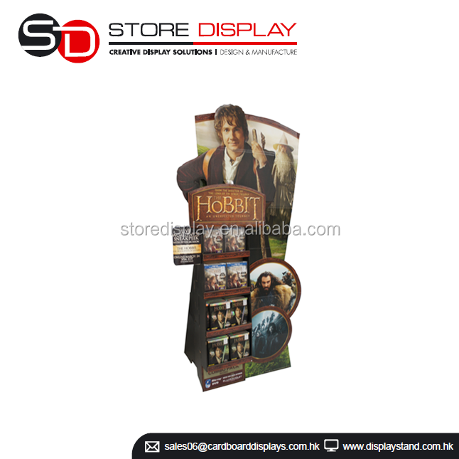 Harry potter Book Stand /2015 Newly Display Stand for Children book /Floor Display Stand for Children