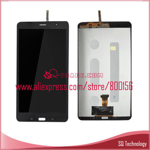 For Samsung For Galaxy Tab PRO 8.4 4G LTE T325 LCD Screen Display Touch Screen Digitizer Assembly Black
