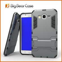 Fancy quality good price armor case for samsung galaxy j7