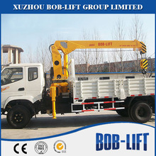 Hot Sale China 5t Telescopic Hoist lift Tractor Attachment for Mounted Craens wth Ce SQ5SA2
