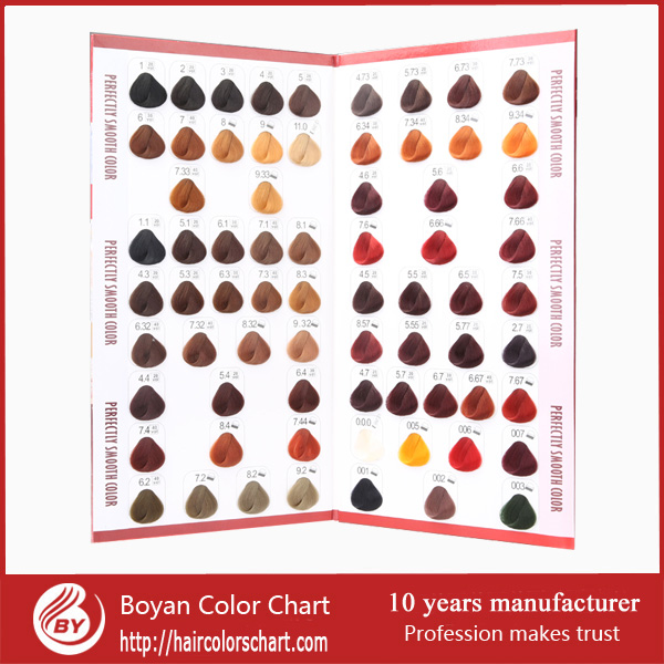 Hair Dye Permanent Hair Color, Halal Hair Color Decorating Color Chart