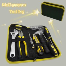 9pcs Auto Car Household Repair Tool Set Combination Hand Emergency Tool Kit