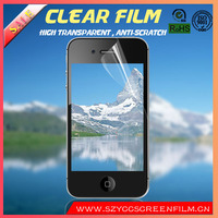 AXIDI Anti Scratch Clear Screen Protector With High popularity For Iphone 4
