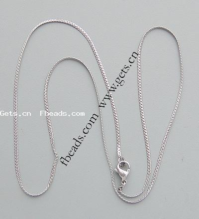 Stainless Steel Other Shape Fashion Lovely Robot Necklace 267360
