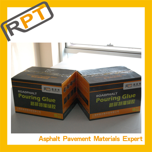 ROADPHALT joint sealant for bituminous surface material