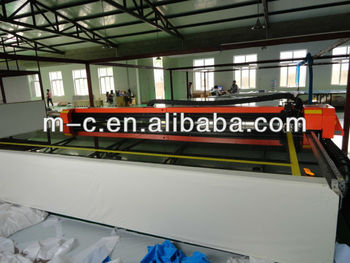 laser cutter for pvc stretch ceiling film