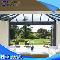 Hot selling commercial glass houses