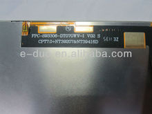 "for zte v9 7"" inch Tablet lcd display screen replacement"