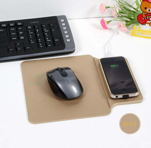 Qi Wireless Charger With Mouse pad