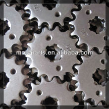 Motorcycle rear Sprocket Wheel/chain primary drive gear,pom worm gear and worm wheel