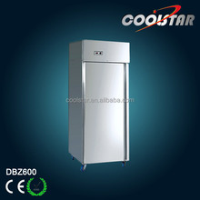 Commercial upright kitchen refrigerating equipment