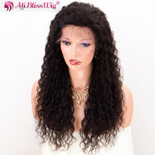 Wig in America Fancy African Americans Baby Hair Human Hair Full Lace Wig Virgin Brazilian for Women