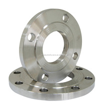 Small slip on raised face flange DN50