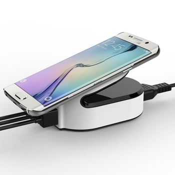 New product of 2016 pel mobile phone QC 2.0 wireless charger