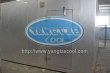 china Air Cool Chiller,pu panel cold room