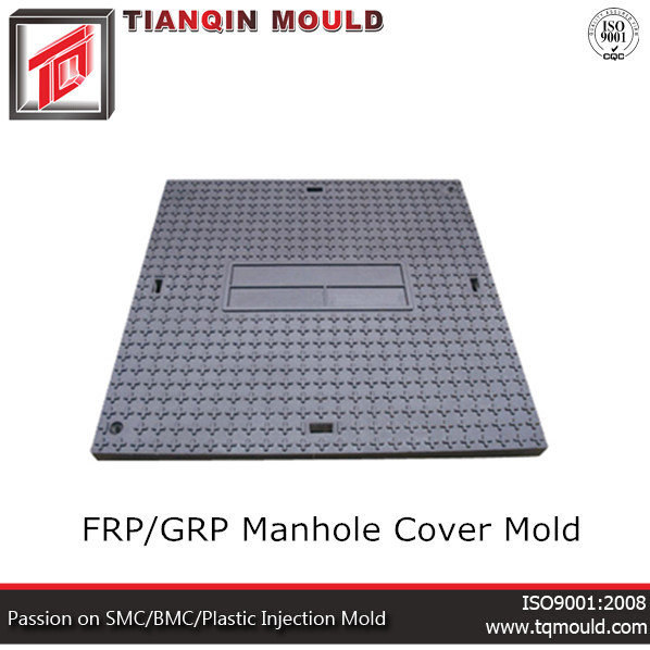 compression molding for smc manhole cover