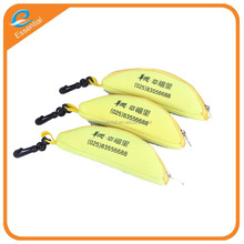 190T polyester folding banana shape bean bag