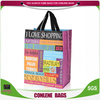 New Style High Quality Luxury Paper Shopping Bag