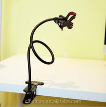 cell mobile phone holder lazy neck multiple funny car bicycle bathroom wall desk mount lazy phone holder