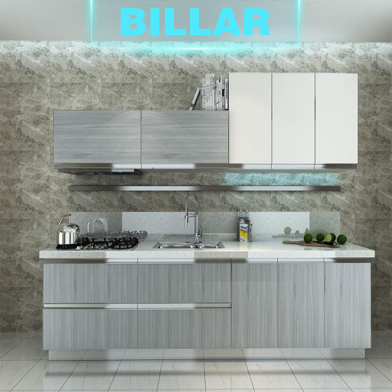 2018 hot sales modular kitchen cabinets with cheap price