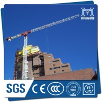 QTZ63 5010 50m jib Telescopic Tower Crane price