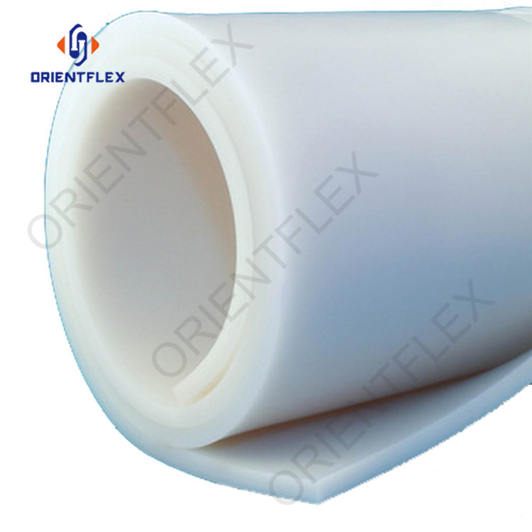 Premium bendy heat resistant clear silicone rubber sheets manufacturers