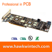 Professional BGA PCB&PCBA Gold Finger Printed Circuit Board Assembly Components