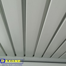 Electric exterior mechanical window shutters