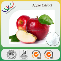Natural healthy food additive HACCP KOSHER FDA cGMP phloridzin polyphenol glycosides dried apple powder deapple extract