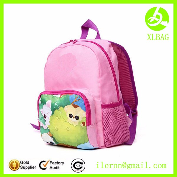 lowest price cartoon character kids school bag for sale