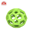 Food rubber soft toy pet ball