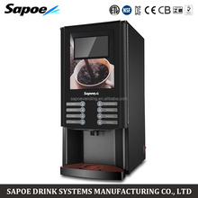 Germany style commercial fully automatic coffee machine