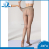 Factory direct sales sexy girls high elastic Increase big size Natural transparent tights pantyhose