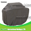 Veranda Waterproof Medium 58 Inch Gray BBQ Grill Cover