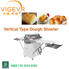 hot sale Used Vertical 5KG 220V Automatic Dough Sheeter Roller Machine