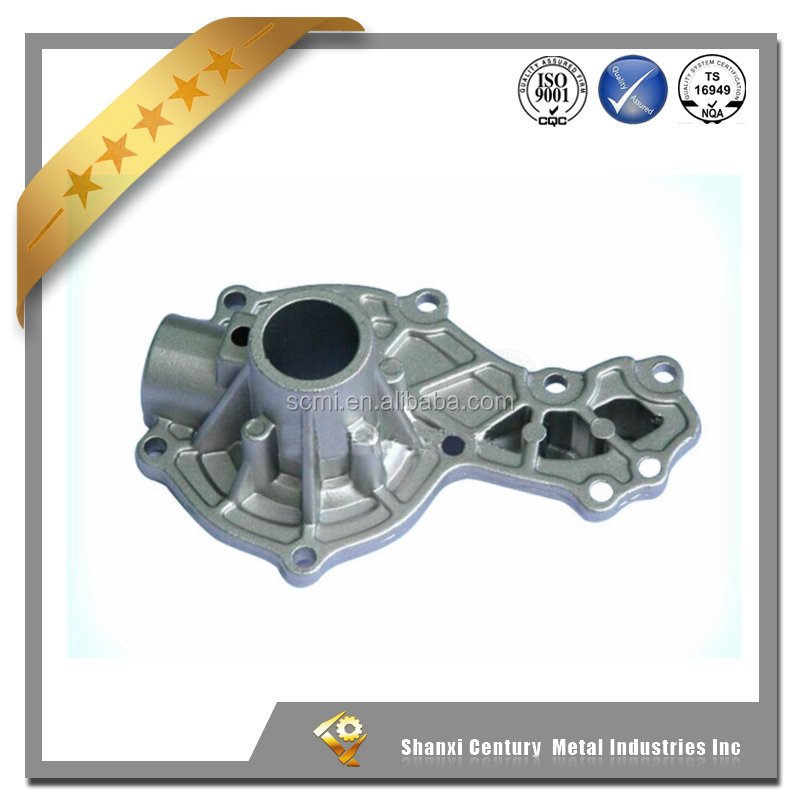 Hot sale customized steel investment casting heavy duty truck parts