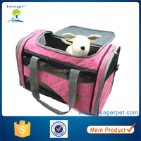 Lovoyager High quality factory wholesale great price poly pet carrier bag travel for dogs
