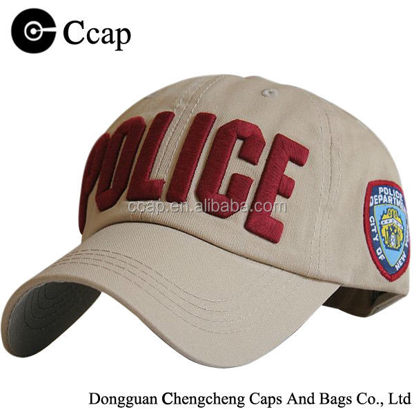Embroidery Adjustable Hat Cap for Women & Men