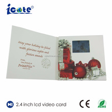 2.4 Inch Video Module For Greeting Video Card For Children Gift