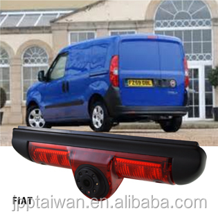 170 degrees 480TVL 3rd Stop lights Brake lights backup IR camera for FIAT cargo van