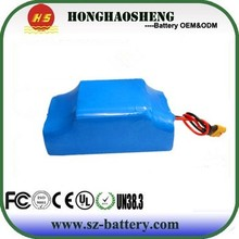 china 18650 lithium battery 36v 4400mah 10s2p 18650 battery pack for electric twisting car
