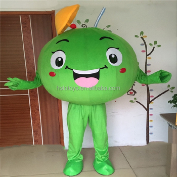 New style coconut costume/plant mascot costume for sale