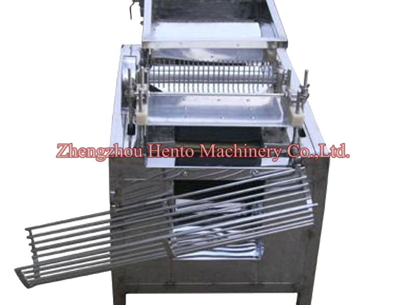 High Quality Egg Peeler /Hard Boiled Egg Peeling Machine