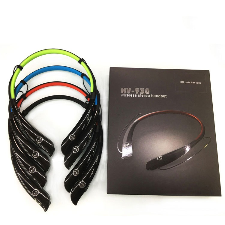2016 Vosovo new fashion design Sports A2DP, HFP, HSP supported sports earphone noise canceling headphone
