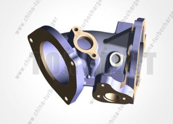 Turbine Housing Mold Casting for Turbocharger