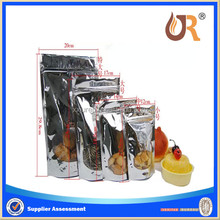 Custom printed coffee packing bag with valve/laminated multiple layer plastic aluminum foil coffee bean packaging bags
